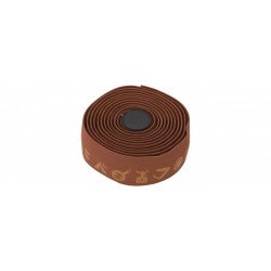 Glyph Gel Cork Bar Tape Brown