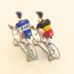 Flandrien Figures - Fiat