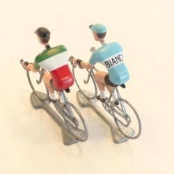 Flandrien Figures - Bianchi