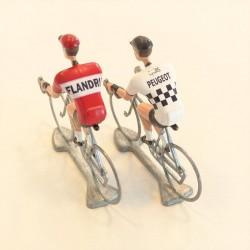 Flandrien Figures - Peugeot