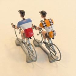Flandrien Figures - Reanault