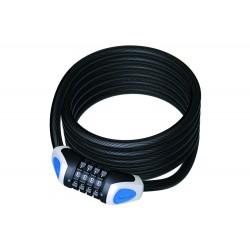 XLC Combi Coil Cable Lock...